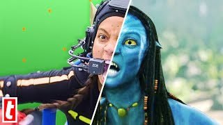 Avatar Scenes Without CGI