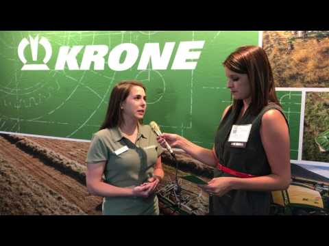 New Product Lineup from Krone