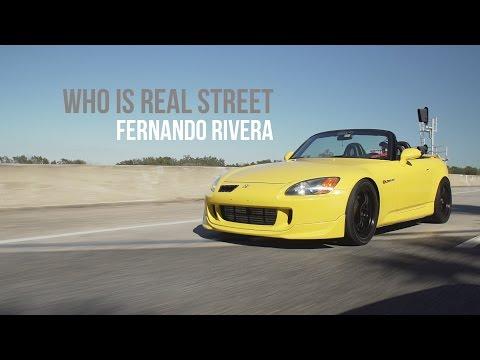 Who Is Real Street - Fernando Rivera