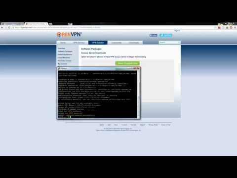 How to install OpenVPN server in Linux