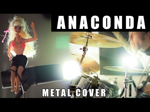 Anaconda (metal cover by Leo Moracchioli)