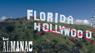 Hollywood almost lost to this city
