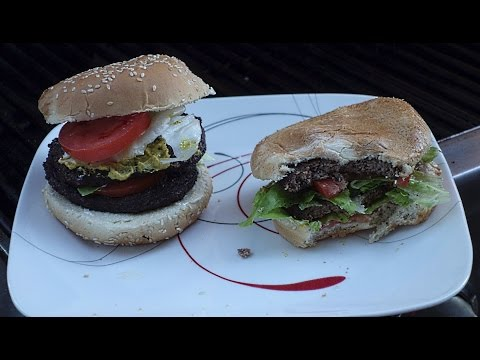 How to cook California Gourmet Burgers | All Natural Frozen Burgers in Easy Steps