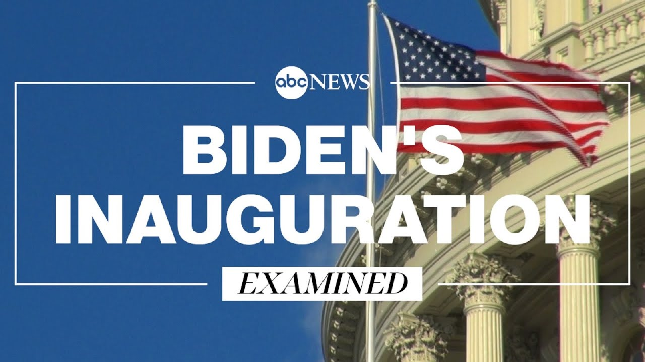 How Joe Biden's inauguration will be different from previous years