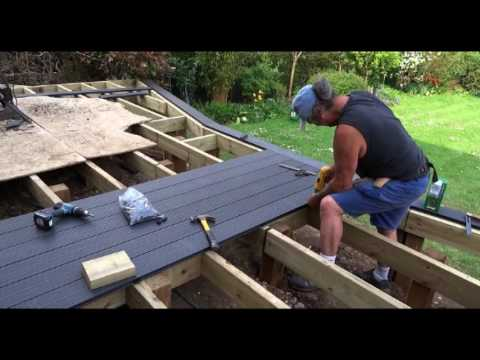 VINCENT TIMBER - LUNA COMP - COMPOSITE  DECKING