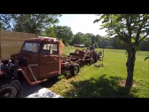 Willys Truck Take 14: Take a Look Under the Hood
