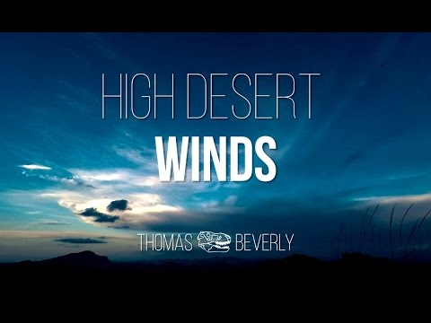Amazing Desert Wind Sound Effects Library
