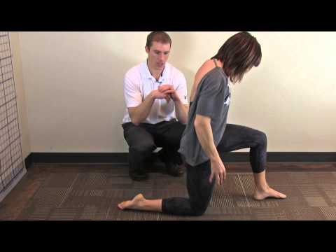 Dr. Knight QuickTips- Exercises to Loosen Hip Flexors and Relieve Back Pain
