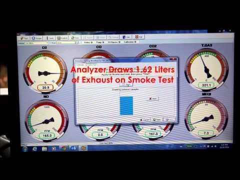 Basic Diesel Emissions Test