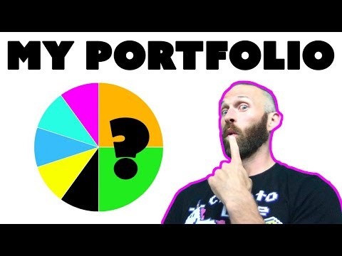 Crypto Love's Cryptocurrency Portfolio - He Owns WHAT?!?