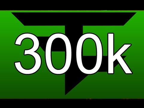 FaZe: Thanks for 300k!!
