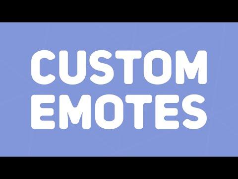 Custom Emotes