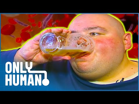 What It's Like As Britain's Fattest Man | (Obese Documentary) | Only Human
