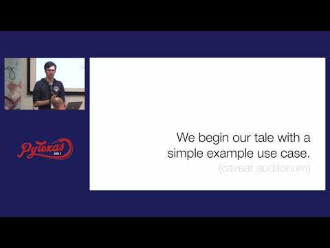 Josh Marshall - A Brief History of Coroutines in Python (PyTexas 2017)