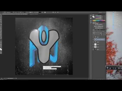 Destiny clan logo speed art