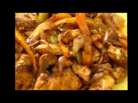 CHICKEN FAJITA (Made at Home) - How to make CHICKEN FAJITA recipe