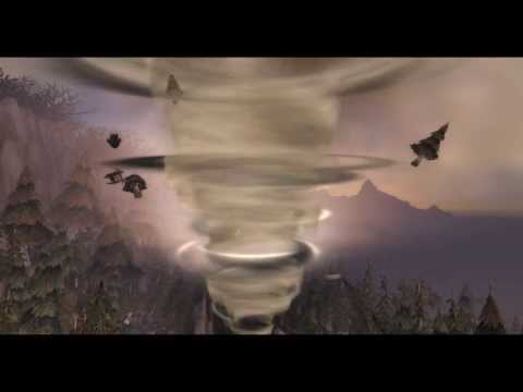 WoW - Fly by Azeroth part 2