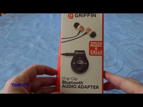 Griffin iTrip Clip Bluetooth Audio Adapter review