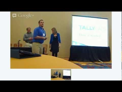 Tallycats NASPATech 2012 Presentation