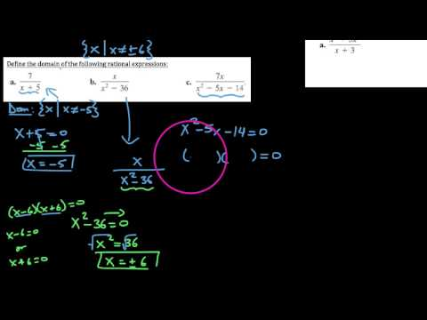 Alg3 P6.1,  Rational expressions, their domains, simplifying, multiplying & dividing