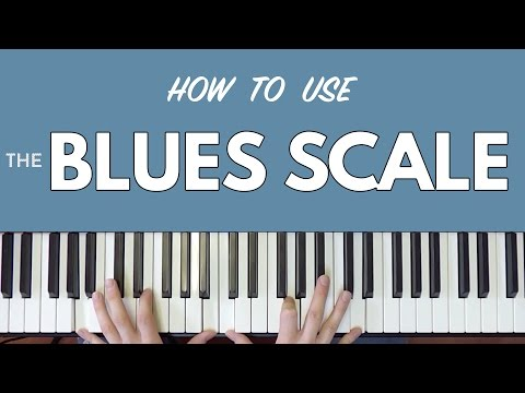 How To REALLY Improvise Using The Blues Scale