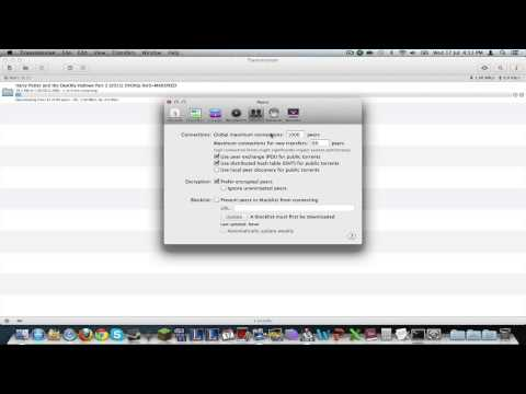 How To Speed Up Transmission On Your Mac