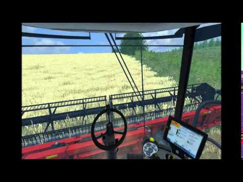 farming simulator 2013 growing wheat
