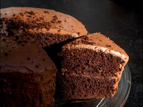 How to prepare Soft And Moist Chocolate Cake Recipe?