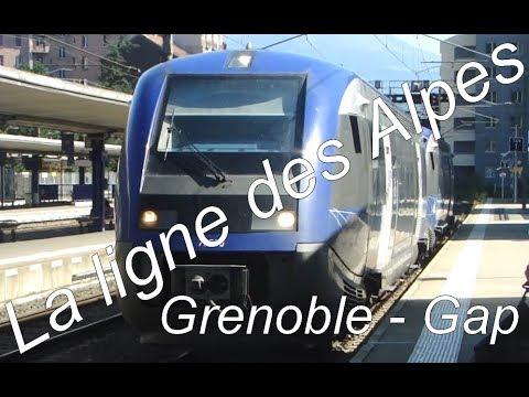 [Trajet en train] La ligne des Alpes : Grenoble - Gap (partie 2/5)