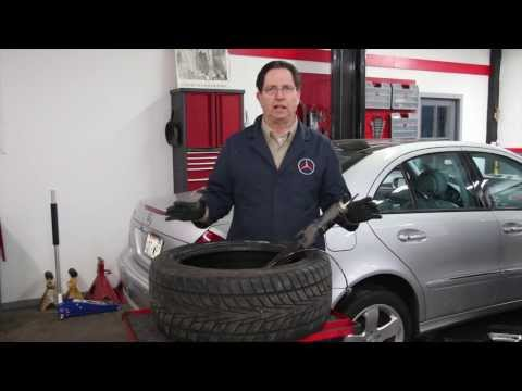 Why Replace Shocks Part 4: How Bad Shock Absorbers Affect Tire Wear