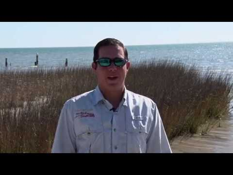 Texas Fishing Tips Fishing Report May 9 2018 Baffin Bay Area With Capt.Grant Coppin