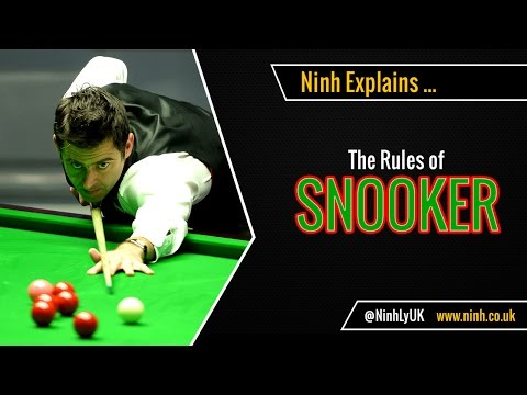 The Rules of Snooker - EXPLAINED!