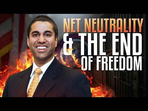 Net Neutrality & The End of Freedom (The Defining Issue of Our Time)