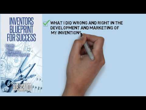 Inventor's Blueprint for Success Training Program -  Your Guide to Inventing Products