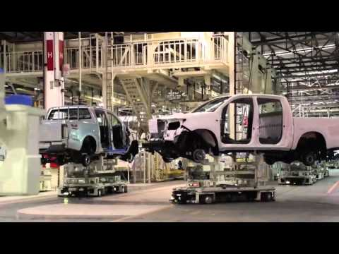 Toyota Argentina agranda su fábrica.