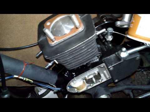 Motoryzed bicycle head gasket tip