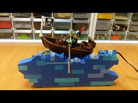[MOC] LEGO Boating Pirate Ship