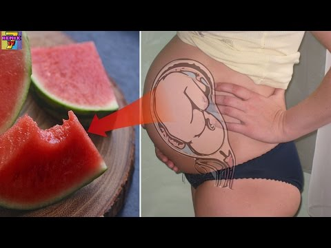 Pregnant Women Eat Watermelon, This Can Happened to Your Baby