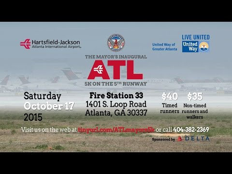 ATL 5K on the 5th Runway