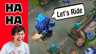 Mobile legends Funny | WTF  Moments !!