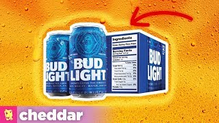 Download Bud Light's Nutrition Labels are Bad News for Craft Beer Video