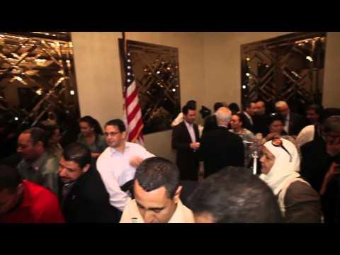 عبد اللطيف معزوز يعقد لقاء تواصليا موسعا مع أفراد الجالية المغربية المقيمة بنيويورك