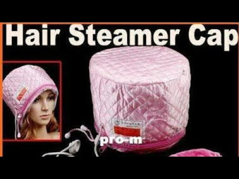 Hair Steamer Review in Hindi/ Full Demo How To/Hair spa Use Hair Steamer/hair spa at home