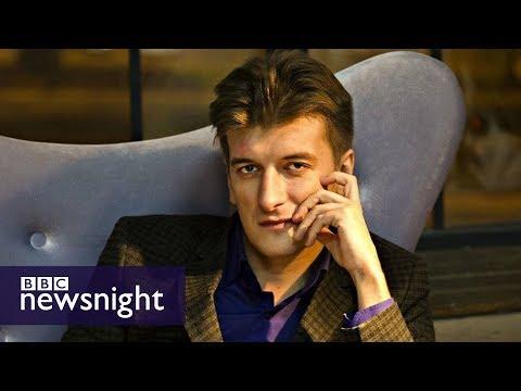 How did Russian journalist Maxim Borodin die? - BBC Newsnight