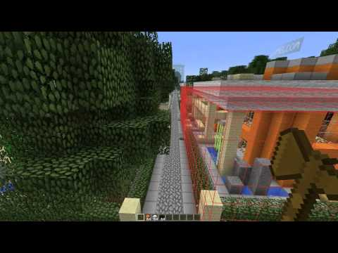 Minecraft: How-to Use WorldEdit Schematics