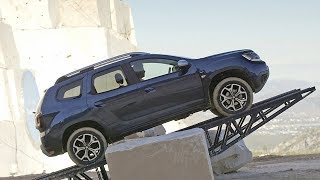 Dacia Duster 4x4 (2018) Off-Road Test