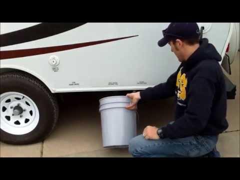 How To De-Winterize Your Camper