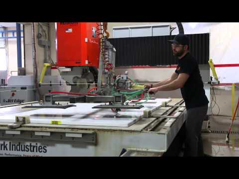 Brekhus Tile & Stone: Granite and Marble Fabrication
