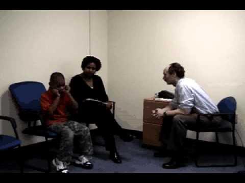 Video #4 Connect Interruption child