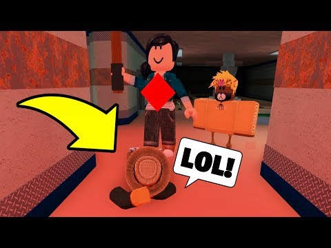 LOL! MOVING THE BEAST! (Roblox Flee the Facility)